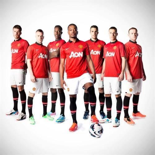 MU new jersey for season 2013-2014, are you ready guys?